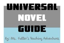 Novel November / November is NaNoWriMo- National Novel Writing Month!  It also has Thanksgiving, and signifies the end of fall.  What resources do you have to use in a secondary ELA classroom with this in mind?