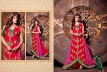 Stunning Embroidered Suits / A huge sparkling collection of Indian ethnic wear in our attention-grabbing online showroom whose variety is growing every month. online shopping store for Saree, Salwar Suits, Lehengas, Jewellery, Kids Wear at best price. ## http://goo.gl/Vgjvio