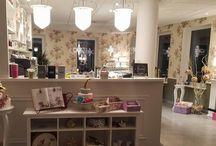 Náš interiér / Patisserie's interior / A tokto to vyzerá v našej cukrárničke / And this is about interior of our patisserie