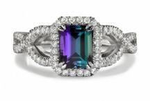 Alexandrite / Jewelry