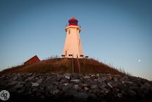 Lighthouses / I love lighthouses!! These some of my favorites shots of lighthouses I have taken over the years!