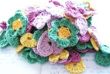 clair / i love  crocheting and the odd knitted item