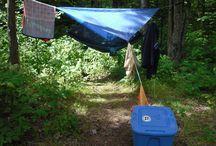 Minimal camping