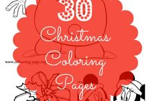 Christmas Party Ideas for Kids / If you're looking for Christmas Party Ideas for kids most likely you've been given the task of planning their class Christmas party. Kudos to you! Or maybe you're throwing a Christmas party for your kids' friends at your house. Whatever the case may be, this Pinterest board has all kinds of great ideas for you.
