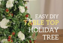 Holiday and Christmas Inspiration / Decor, recipes and more ideas for a great Christmas and holiday season!