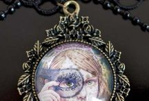 Jewelry / Alternative, steampunk and goth jewelry from DraculaClothing
