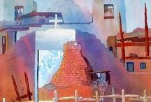 Nancy Calhoun / Watercolors by Nancy Calhoun