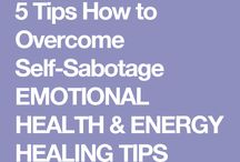self sabotage