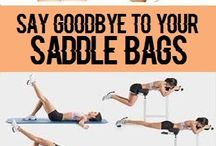 Saddle bag workout