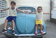 My bugs blue