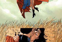 Superhero couples  / by Shannon De Villiers