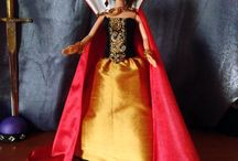 N&K Moda para muñecas Barbie o similar / Alta costura para muñecas. Modelos originales y únicos diseñados por N&K. Vestidos de fantasía, fiesta y novia, réplicas de vestidos reales o de cualquier personaje de ficción.