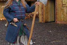 viking kaftán