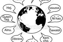 de wereld rond