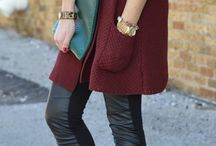 Fall into Style / Fall Outfit Ideas
