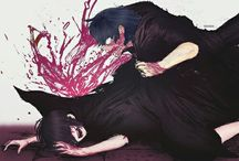 Tokyo Ghoul / I have stopped pinning to this board because of the number of pins on it. XD