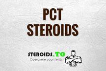 PCT STEROIDS