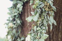 wedding foliage