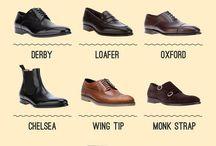 Men's Shoes / by Yusuf Tek