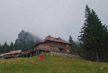 Cabane din Romania