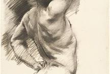 Anatomia, tavole, disegni