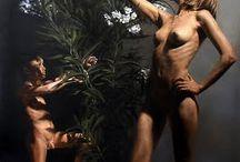 nudes & mythology in painting / nudes & mythology in painting