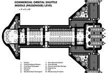Plany statków kosmicznych