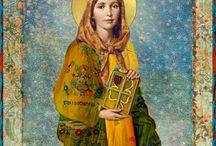 The saints go march..