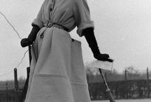 Fashion ~ Vintage / by Kate Wynn