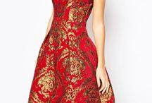 Chinese dresses