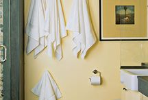 Bathroom ideas / by Amy Green
