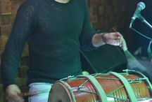Saturday's Percussion Night at QUBITOS, Rajouri Garden / 6. The night is set for all the party lovers to enjoy the best of dhol nagada at qubitos.