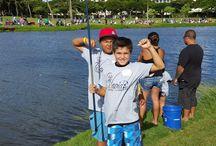 Keiki Tilapia Fishing Tournament / Maui Electric's signature annual community event at the Kaanapali Golf Course!