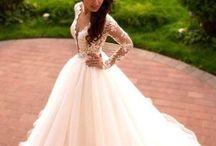 Geniece wed dress
