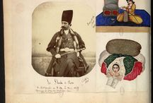 Persia in Photography (19thC) / Primary source material