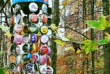 DIY - Windchimes & other cool stuff! / Windchimes & other cool stuff for your garden!