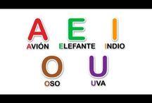 spanish-vocales