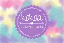 Kokoa Indumentaria / Es la marca que pude crear junto a Silvana Storani. Trabajamos mucho para hacerlo realidad! Aquí les compartimos la colección Primavera-Verano 2014 Los invito a visitar nuestra pagina en Facebook: https://www.facebook.com/Kokoaindumentaria