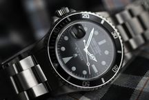 watches / by Montemin Les
