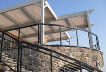 Cable Railing Systems / Stainless Steel Cable Railing System for Residential and Commercial Properties