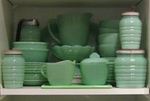 Green! Jade Mint Emerald Forest / All things green