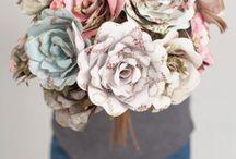 Cricut Flowers