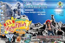 Eventos de Setiembre de 2016 / Actividades y eventos de carácter turístico en todo el país