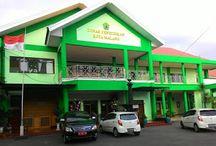 Alamat Sekolah di Kota Malang