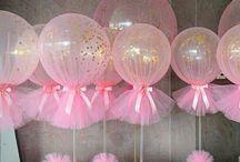 Ideias para festas de aniversário