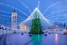 Most beautiful christmas trees in the world