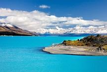 Landschaften in Neuseeland