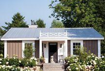 Exterior Board & Batten home looks / Exterior home looks