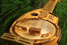 Hudební nástroje - zvláštnosti
