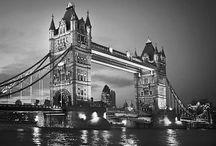 Fotobehang Londen / Diverse prints fotobehang Londen.
